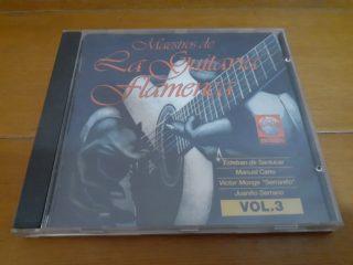 MAESTROS DE LA Guitarra Flamenca Vol.3