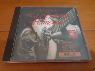 MAESTROS DE LA Guitarra Flamenca Vol.5